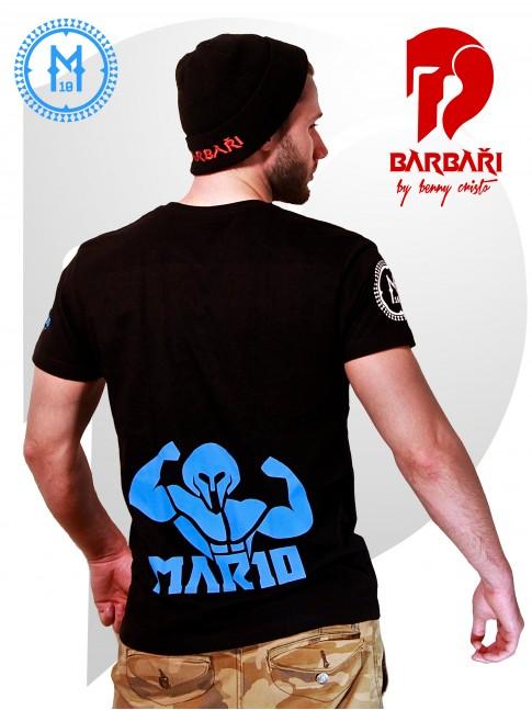 Barbarské tričko MAR10 - pánské