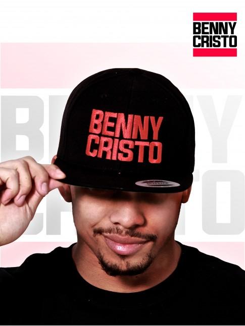 Benny Cristo - kšiltovka černá
