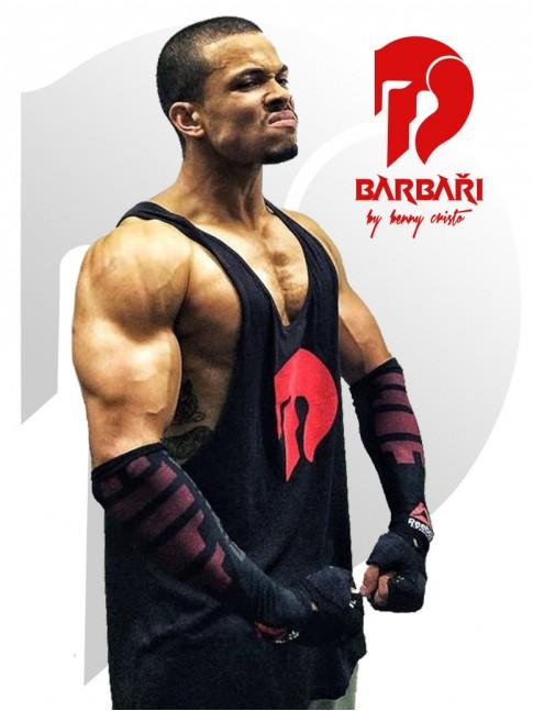 Barbarský nátělník - pánský