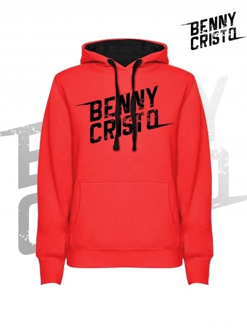 Dámská mikina Benny Cristo - design 2017