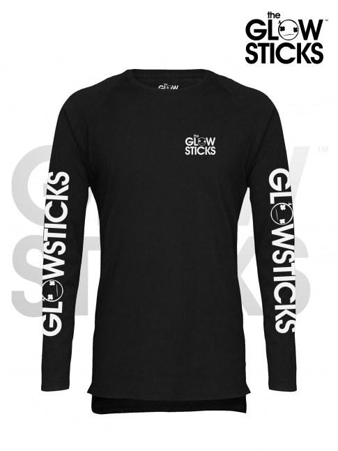 The Glowsticks - pánské triko s dlouhým rukávem