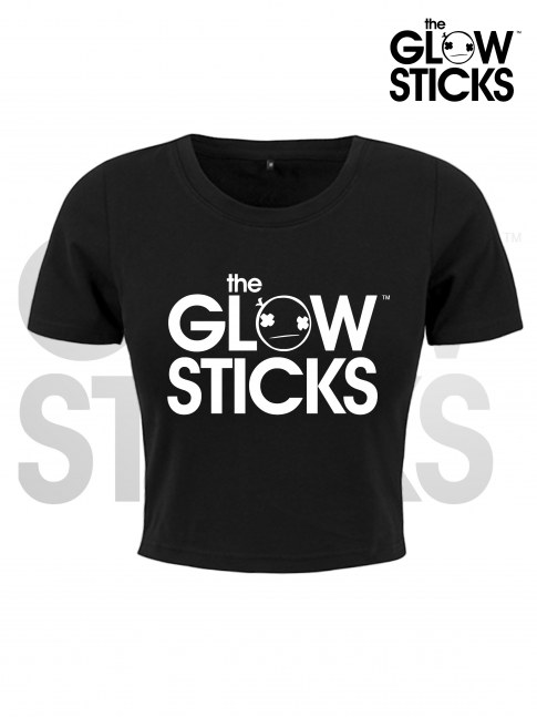 The Glowsticks - dámský crop top